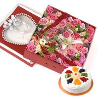 고백하는그대+케이크